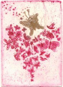 Du gir meg sommerfugler i hjertet – Bjørg Thorhallsdottir Pet Birds, Photo Art, Rooster, Girly, Plants, Charlotte, Lisa, Animals, Kunst