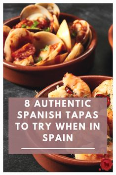Tapas are a uniquely Spanish delight! Here are 8 amazing tapas to try while you're enjoying a vacation in Spain #iliveitaly #foodrecipe #tapas #Spain
