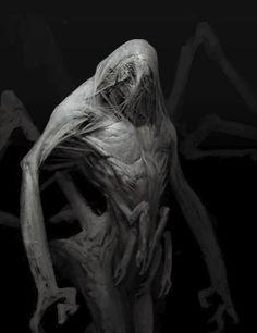 ArtStation - Creeper Monster, Anthony Jones