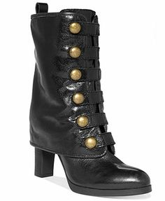 Nine West Dalli Booties. Oh. My. God. I MUST have these!!