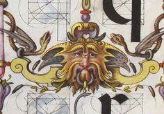 Каллиграфия и миниатюры при дворе императора Рудольфа II. Обсуждение на LiveInternet - Российский Сервис Онлайн-Дневников