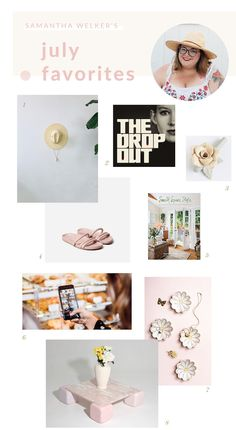 8 Things Samantha Is Loving This Month Molly Hatch, And July, Working Mother, Interior Inspiration, Style Inspiration, Rose Buds, Our Love, New Trends, Everything