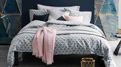 Une parure de lit raffinée H&M Parure housse de couette : 24,99 euros