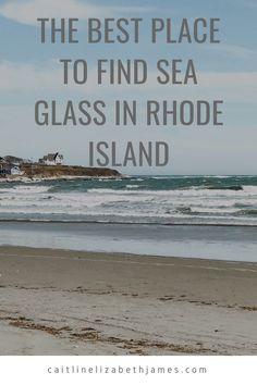 Newport Harbor, Newport Rhode Island, Rose Island Lighthouse, Westerly Rhode Island, Rhode Island Beaches, Providence Rhode Island, Narragansett Bay, New England Travel, Sea Glass Beach