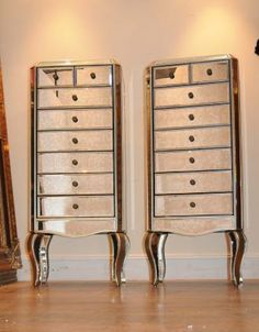 pair mirrored chests of drawers chest tall boy340 x 436 23 kb - Cheap Mirrored Furniture