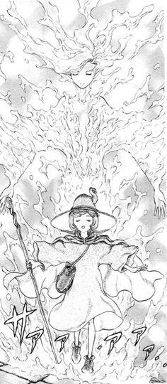 Berserk. Schierke, my favorite little witch.