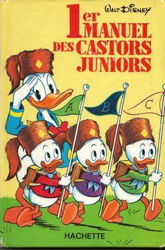 70s I Le manuel des castors juniors: je l'adorais!!!