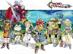 best.game.ever. Chrono Trigger.