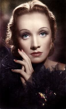 #386. Marlene Dietrich