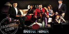 Bashar Momin is most awaited and big budge Pakistani drama serial who will be on aired from March 14, 2014 at Geo Television.