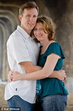 Mary Klug, the wife of murdered UCLA professor William (pictured together), has paid tribute to her husband, calling him 'more than my soulmate'