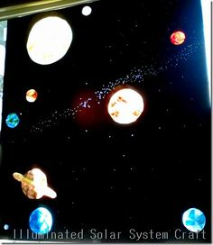 If your kids are at all interested in space and the solar system, or even if they aren't, they will love this craft! For the full tutorial, head over to Little Hands, Big Work. …