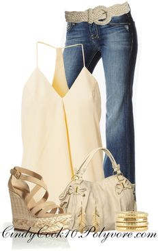 """Trouser Jeans"" by cindycook10 on Polyvore"
