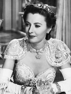 Barbara Stanwyck in The Lady Eve, 1941