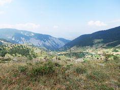 W górach Korab, Albania. Było naprawdę pięknie! :)