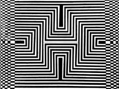 Art optique par Moraima Aragundi Triñanes 3ESO 2014