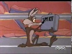 Road Runner & Wile E Coyote - Sugar And Spies