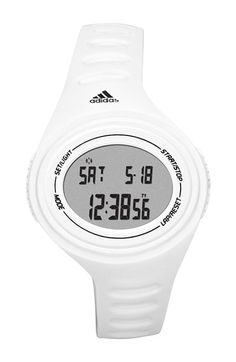 adidas Performance 'Adizero Basic Mid' Digital Watch, 37mm available at #Nordstrom