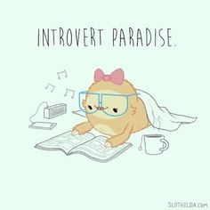 Introvert Paradise. - Google+