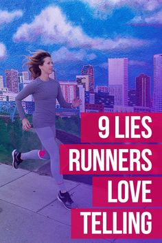 Funny running meme\'s the hilarious untruths we tell to convince everyone else to run too