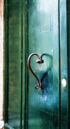 Door Knocker or Door Pull?