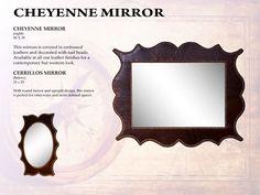 Austin Ranch mirrors