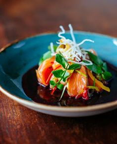 Pachamama is one of the best restaurants London has for fresh Peruvian cuisine, made with locally sourced ingredients for the best Peruvian food. Read here.