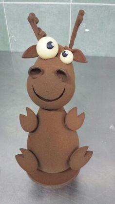 Animaletti in cioccolato con Emmanuele Forcone