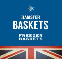 Freezer Baskets | Hamster Baskets