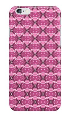 """Decorative seamless pattern ""precious night"""" iPhone Cases & Skins by floraaplus 
