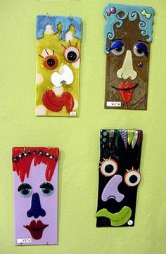 fused glass art - Google Search