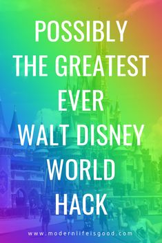 The Greatest Walt Disney World Tip You Have Never Heard Before! - Modern Life is Good Disney World Secrets, Disney World Food, Disney World Tips And Tricks, Disney Tips, Disney Worlds, Disney Couples, Disney Land, Disney Travel, Disney Disney