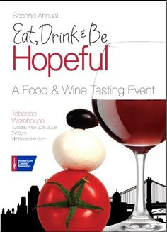 Food and Wine event
