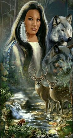 American Indian Art, Native American Art, American Indians, Dream Catcher Wallpaper Iphone, Native American Pictures, Wolf Pictures, Portrait Sketches, Various Artists, Connection