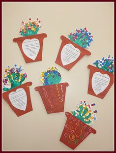 Ma petite maternelle: Bouquet pour maman