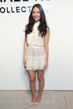 Olivia Munn au défilé Michael Kors Dating asian girls : http://www.datingwomenhere.com/review/asiandating.php