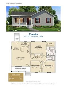 94 best ranch style home plans images in 2019 ranch home plans rh pinterest com