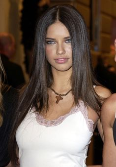 adriana-lima-lover:  Adriana atVictoria's Secret Very Sexy Collection Launch, 2003.