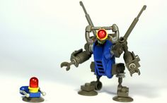 HC Series Robot by Legoloverman, via Flickr