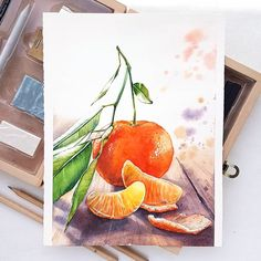 1,402 отметок «Нравится», 39 комментариев — Kateryna Savchenko (@sunn_days) в Instagram: «This Saturday (Mar 03) we'll be painting stillife with fruits at @handmade_in_norway here in Oslo.…»