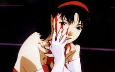 PERFECT BLUE is a 1997 Japanese animated psychological thriller-horror film directed by Satoshi Kon and written by Sadayuki Murai. Manga Anime, Old Anime, Anime Art, Perfect Blue Anime, Beautiful Anime Girl, Cowboy Bebop, Christopher Nolan, Akira, Live Action