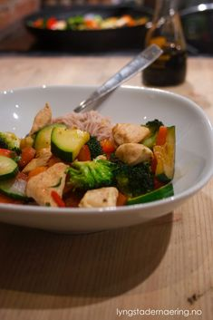 Wok for lavfodmap