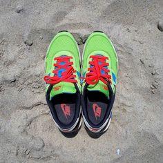 Day at the beach #nike #justdoit #airpegasus #sneakers #sneakerhead #sneakerfreaker #sole #solecollector #kicks #kicksonfire #nicekicks #runners #runnergang #igsneakercommunity #footwear by hollywood191