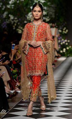 Shadi Dresses, Pakistani Dresses, New Designer Dresses, Designer Wear, Ethnic Fashion, Asian Fashion, Women's Fashion, Bride And Son, Eastern Dresses