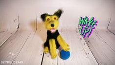 Welsh Terrier, Disney Characters, Fictional Characters, Amigurumi, Fantasy Characters