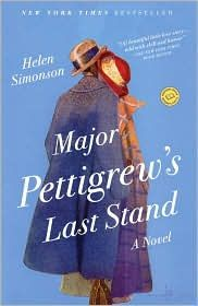 Major Pettigrew's Last Stand   a wonderfully different love story   unbelievable prose   a must read