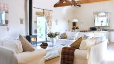 Winnow Barn / Derbyshire / England / Britain / Special Places / Sawdays - Special Places to Stay