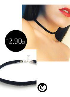Kup mój przedmiot na #vintedpl http://www.vinted.pl/akcesoria/bizuteria/15708924-choker-z-aksamitnego-paseczka-milimoon-black-czarny-cienki-aksamit