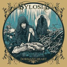 Sylosis – Dormant Heart #album #art #music #metal