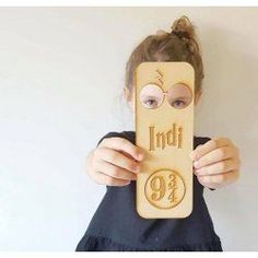 An adorable personalised bookmark that will be cherished by ALL Harry Potter Fans!  #reading #harrypotter #personalised #personalisedgifts #handmade #australia #shoponline #christmas #onlineshopping #gifts #giftideas #lbtcollective...